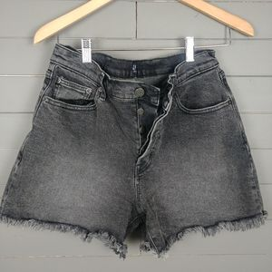 GAP Button Fly High Waisted Shorts